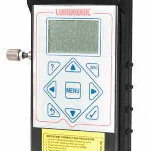 Comdronic AC6 High Pressure Commissioning Meter