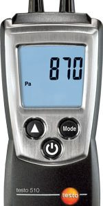 Testo 510 – Differential Pressure Meter