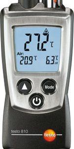 Testo 810 Pocket-sized Temperature Measuring Instrument
