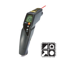 Testo 830-T1- Infrared Thermometer