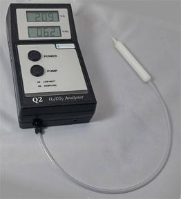 Quantek 906 CO2 Analyzer