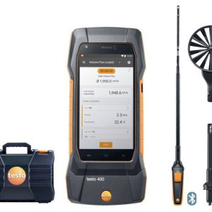 testo 440 100 mm Vane Kit with Bluetooth® 05634403