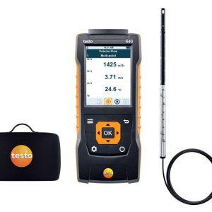 Testo 440 CO2 Kit with Bluetooth 05634405