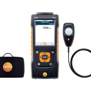 testo 440 Air Flow ComboKit 2 with Bluetooth® 0563 4407
