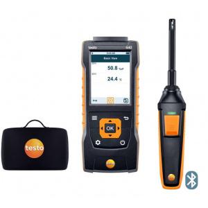 testo 440 delta P Air Flow ComboKit 1 with Bluetooth® 0563 4409