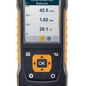 testo 440 – Air velocity and IAQ measuring instrument 05604401