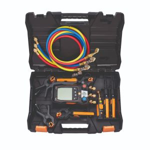 Testo 550s Smart Kit with filing hoses 0564 5503