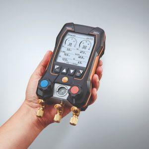 Testo 550s Smart Kit 0564 5502