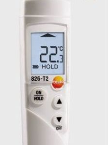 Testo 826-T2 InfraRed Thermometer