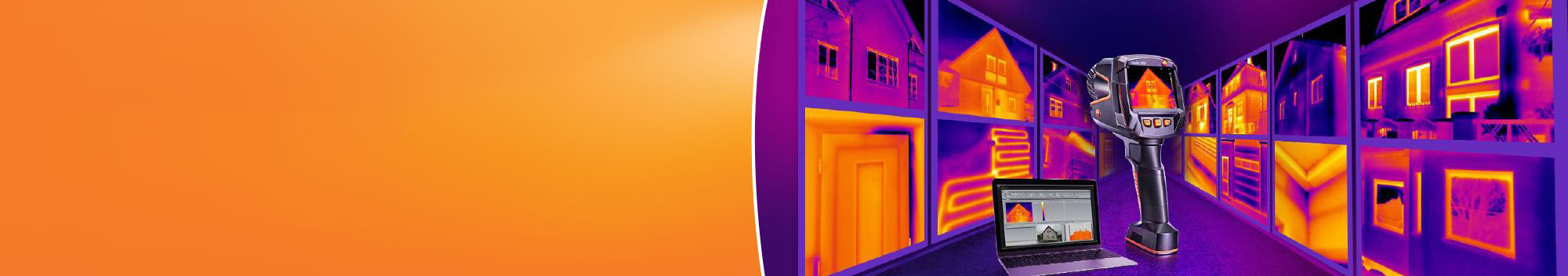 Sees Everything, Thinks For You. The New Thermal Imager Testo 883: Efficient Reinforcements For Energy Consultants
