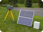 TSI 8530 Solar Powered Standard System